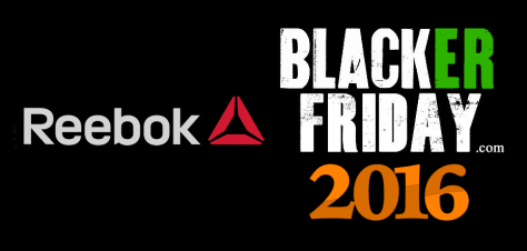 Reebok Black Friday 2016