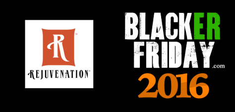Rejuvenation Black Friday 2016