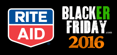 Rite Aid Black Friday 2016