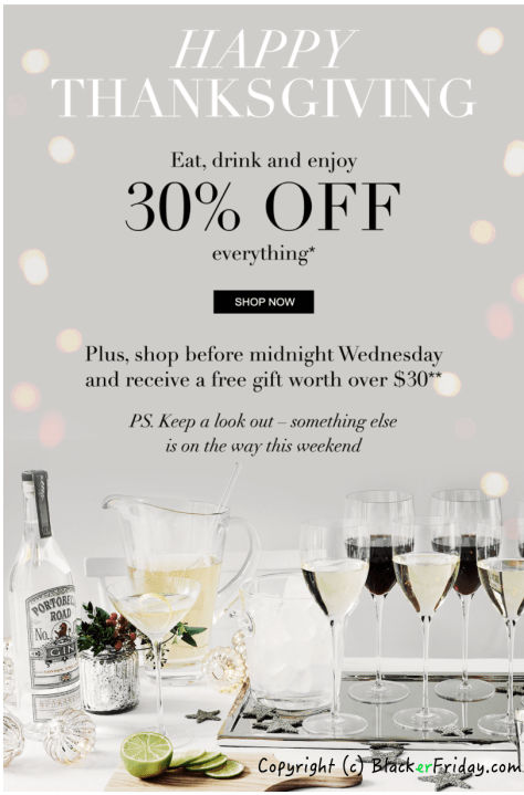 The White Company Black Friday Ad - Page 2