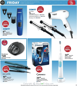 AAFES Black Friday Ad Scan - Page 31