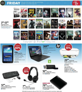AAFES Black Friday Ad Scan - Page 5