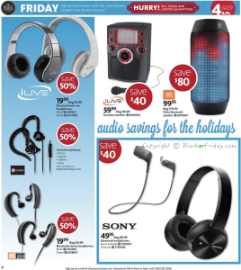 AAFES Black Friday Ad Scan - Page 6