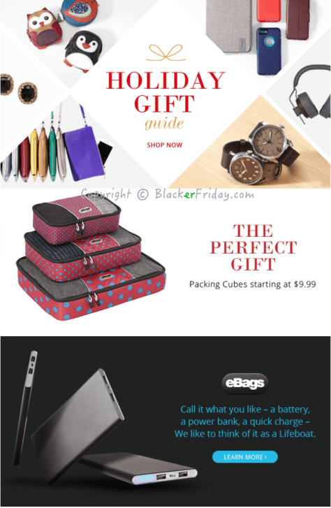 Ebags Black Friday Ad Scan - Page 10