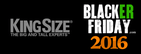 Kingsize Black Friday 2016