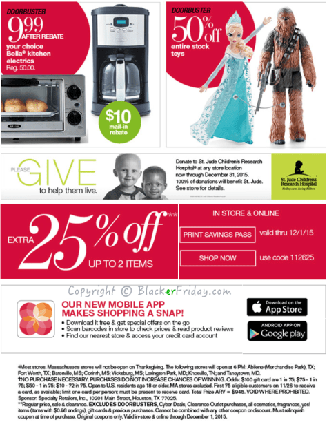 Stage Stores Black Friday Ad Scan - Page 3