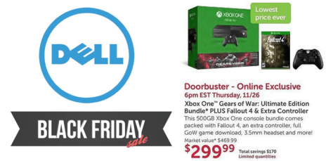 Dell Xbox One Black Friday - Page 1