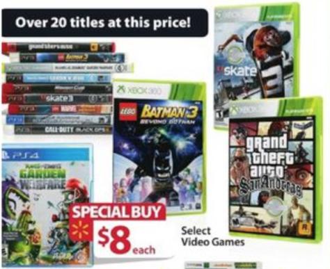 Walmart Xbox One Black Friday - Page 1