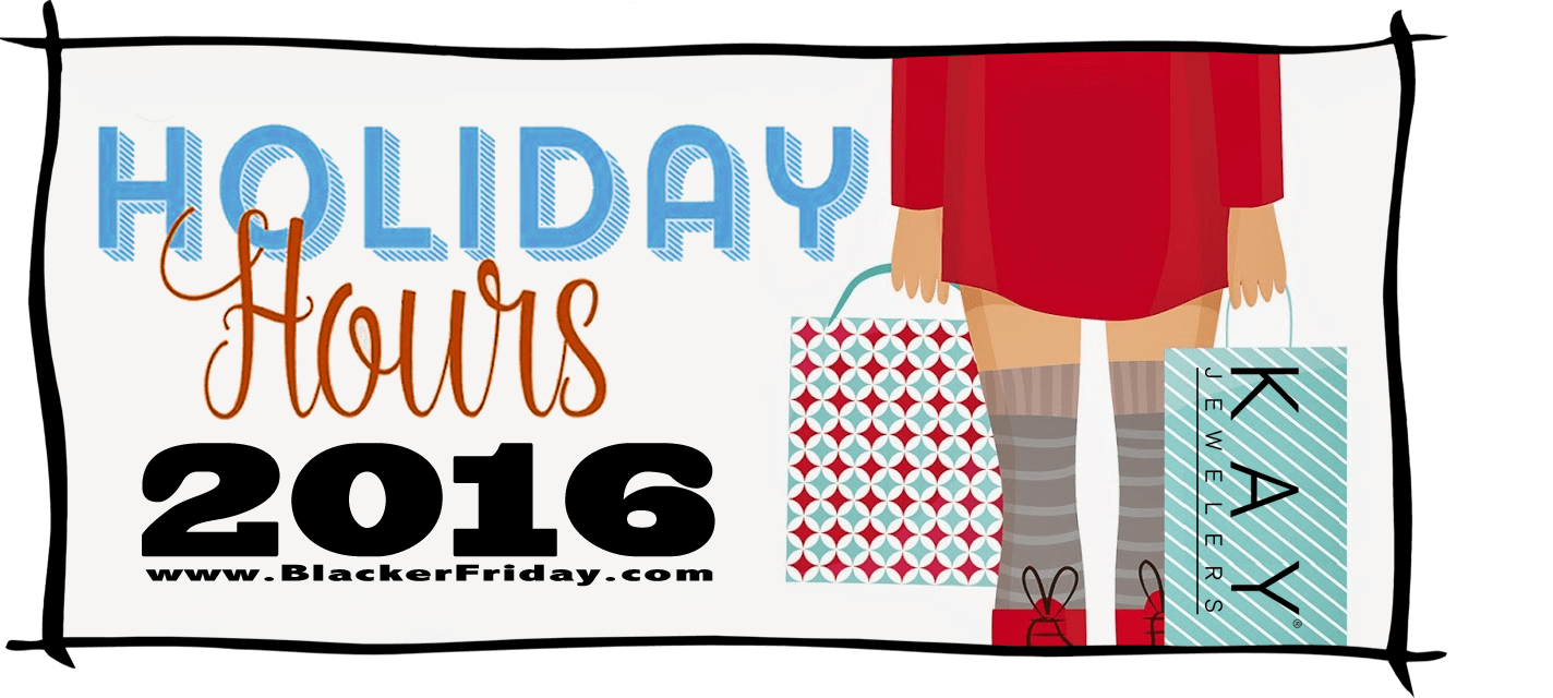Kay Black Friday Store Hours 2016