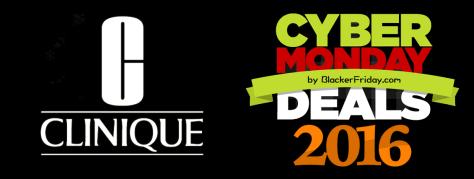 Clinique Cyber Monday 2016