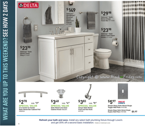 Lowes Labor Day 2016 Sale Flyer - Page 16