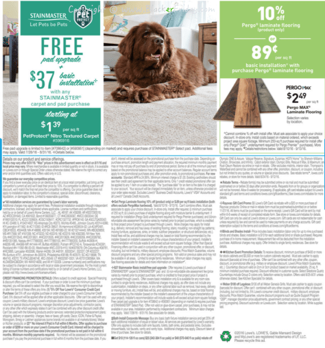 Lowes Labor Day 2016 Sale Flyer - Page 22