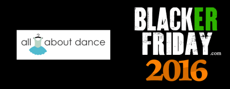 All About Dance Black Friday 2016