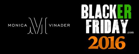 Monica Vinader Black Friday 2016