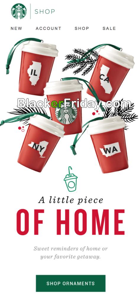 Keurig Coffee Maker Black Friday Deals 2015 : Starbucks Black Friday 2016 Sale, Hours, & Coffee Maker Deals BlackerFriday.com