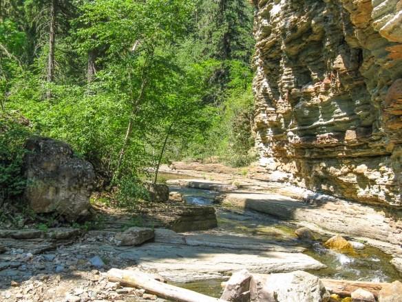 Devil's Bathtub Trail South Dakota