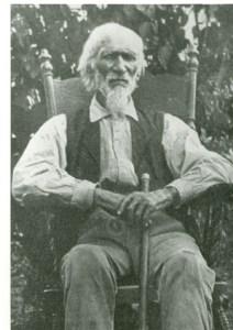 Moses Carver, circa 1895