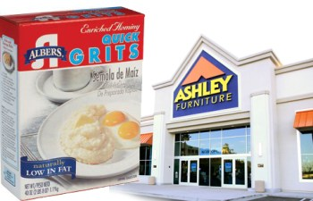 Ashley Furniture and Alberts Grits Boycott