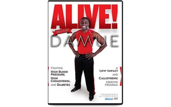 Alive With Damue DVD