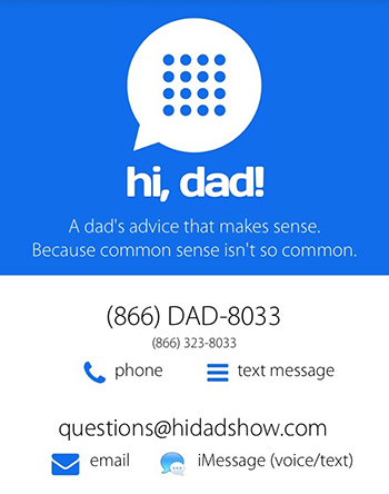 Hi Dad Podcast