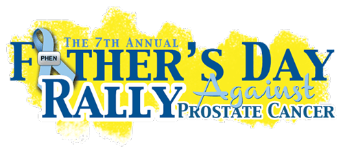 Father's Day Prostate Cancer Rally
