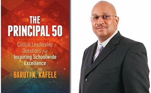 Baruti Kafele new's book for principals