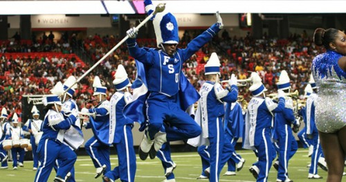 HBCU marching band