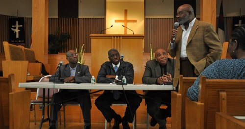 Black Churches Fight Against Prostate Cancer