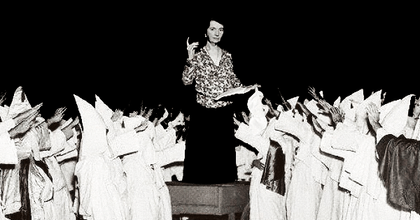 Margaret Sanger, founder of Planned Parenthood White Supremicist