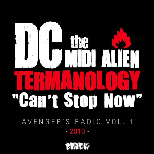 DC TERM Faux Cover
