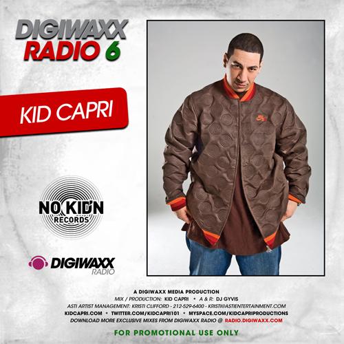 Kid Capri Digiwaxx