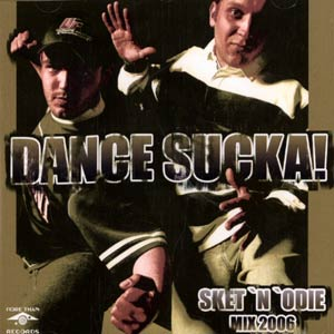 Cover Front DANCE SUCKA