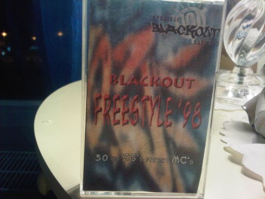 Blackout Freestyle 98