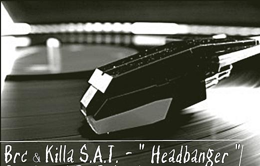 Headbanger-Cover