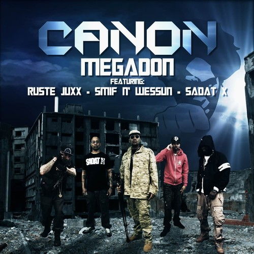 Megadon - Canon featuring Ruste Juxx, Smif N' Wessun and Sadat X
