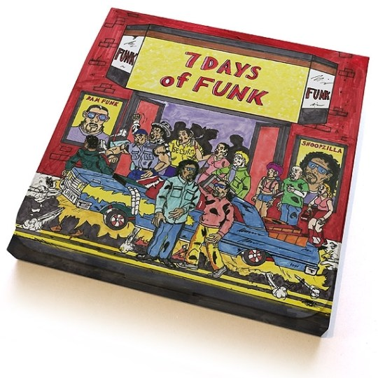 7 Days of Funk - 45 Box Set