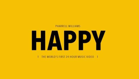 pharrell happy