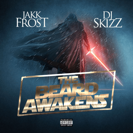 Jakk Frost - The Beard Awakens (Mixtape)