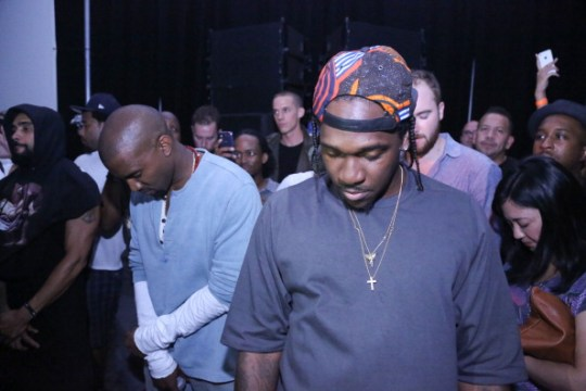 Pusha T & Kanye West