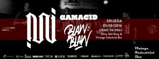 ONI Gamacid Blaw BLw