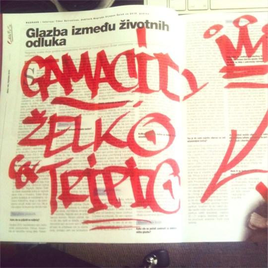 Gamacid