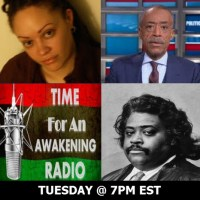 Time For An Awakening Radio: Does Rev. Al Sharpton need to come clean about COINTELPRO Activities?