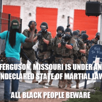 Message to the masses from the Ferguson Youth & COINTELPRO 101