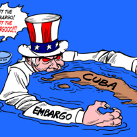 "Is the United States government about to ""normalize"" relations with Cuba?"