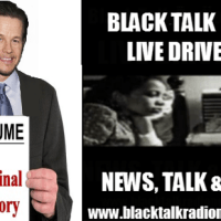 Black Talk Radio Live Drive @ 5 - The link between criminal records and poverty w/ Christopher Ervin