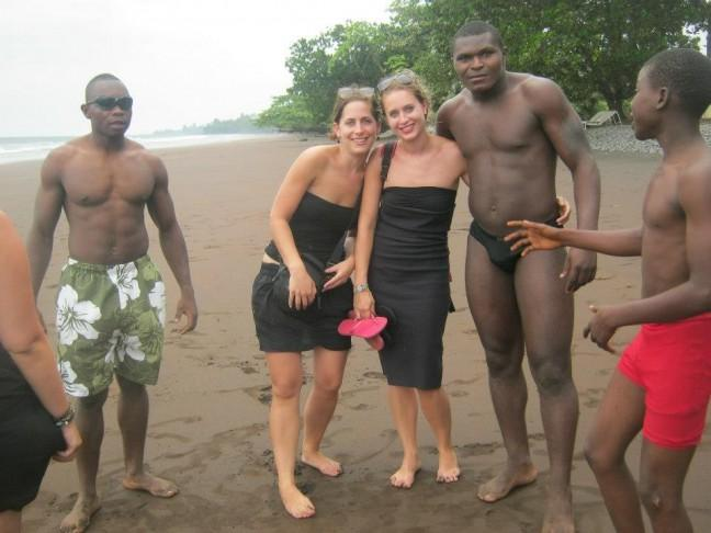 captive white women in africa
