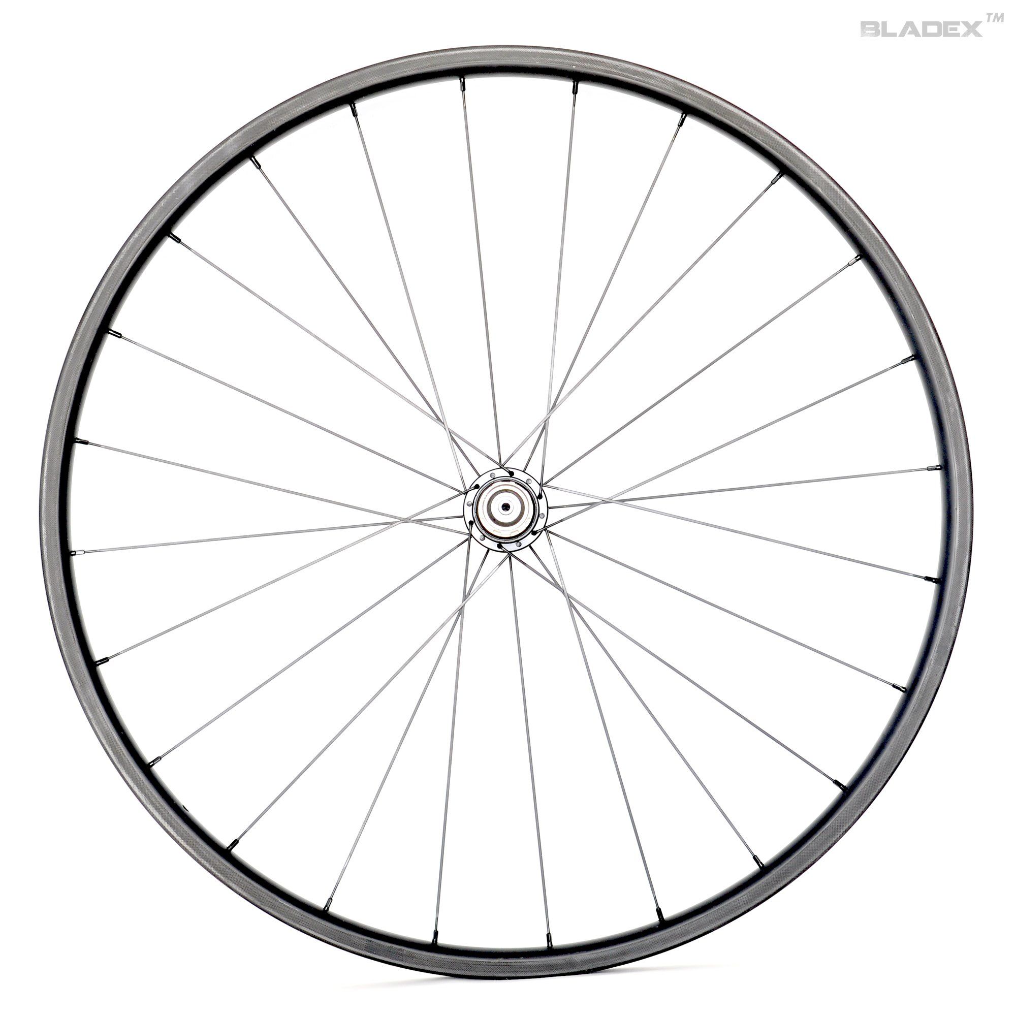 Pro Road Bike 24mm Carbon Clincher Wheels And 20mm Tubular