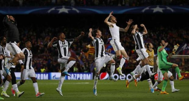 The Juve lads
