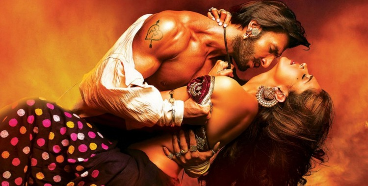2013, bollywood, Deepika Padukone, movie review, Ram Leela, Ranveer Singh, Romeo And Juliet, Sanjay Leela Bhansali, Shakespeare