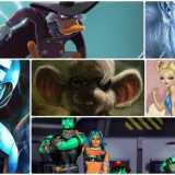 90's Animated Shows as Live Action Movies 2014